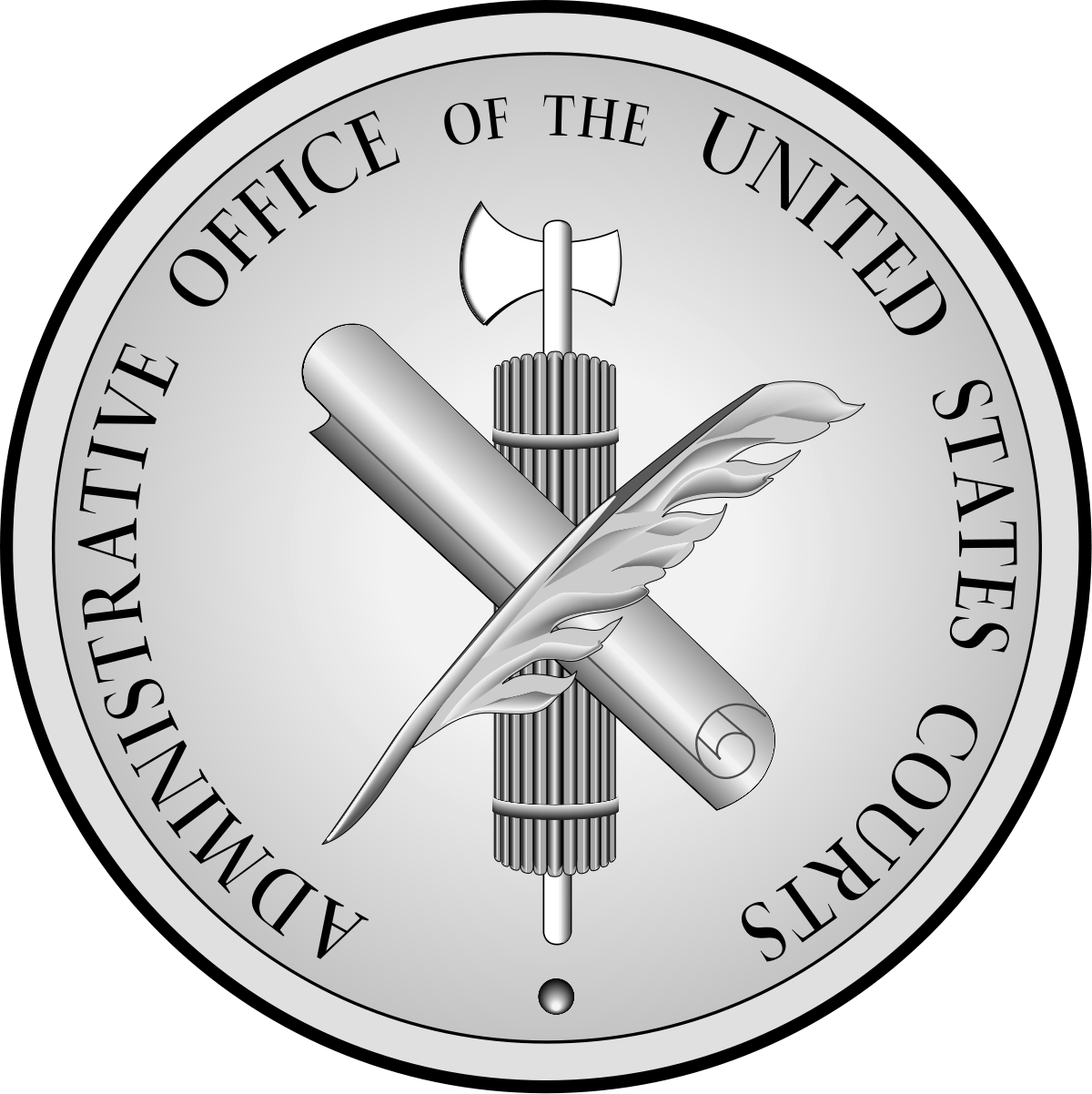 Administrative Office of the US Courts Logo