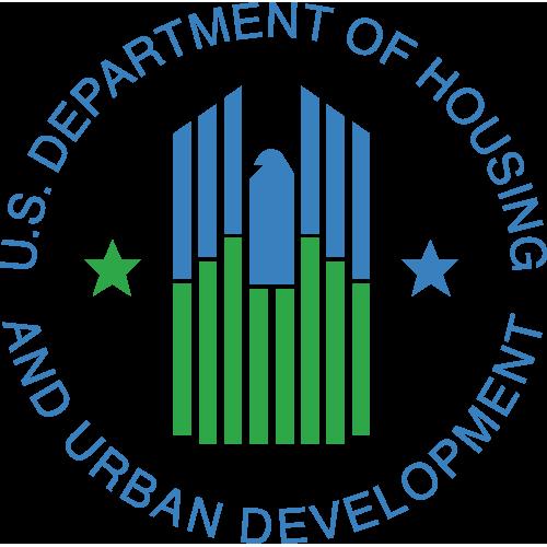 Department of Housing and Urban Development HUD Logo