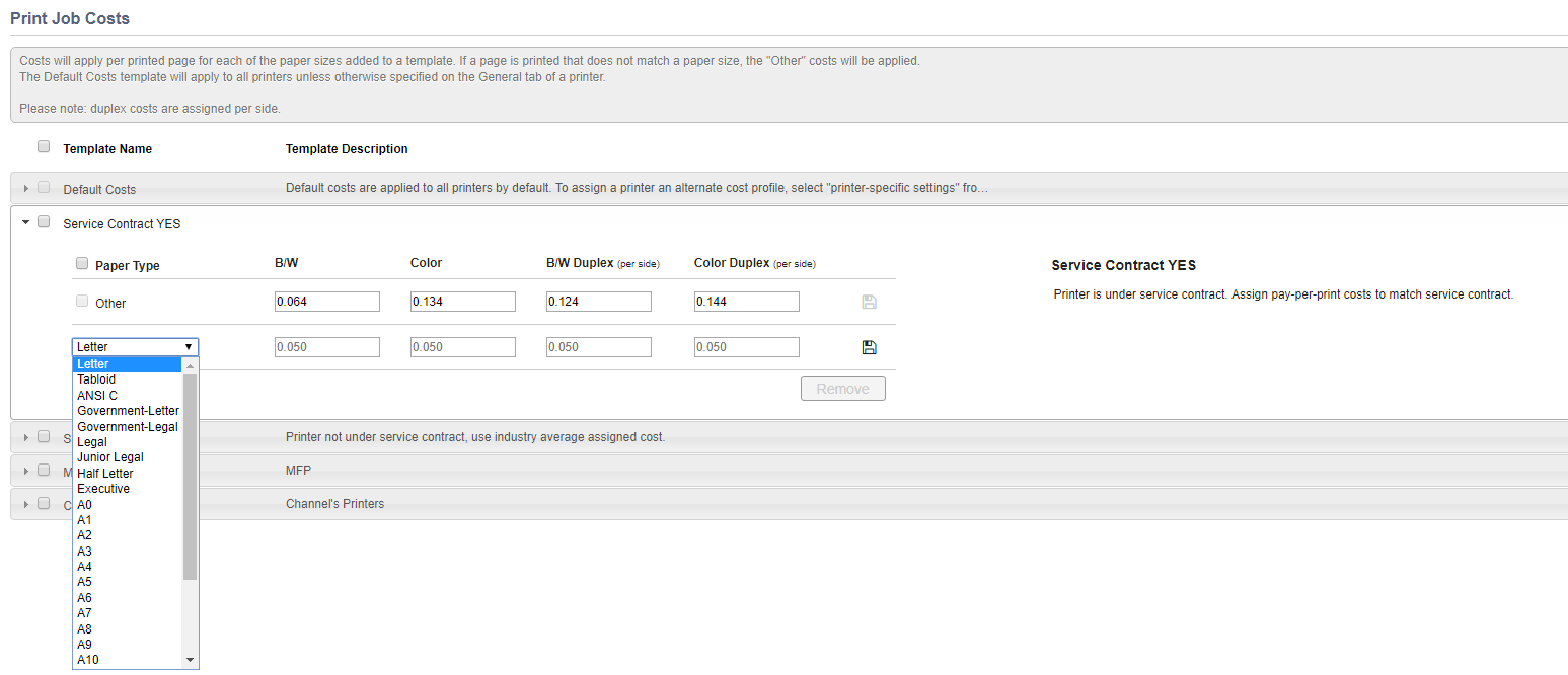 How To Track Cost Per Page For Printing Printerlogic