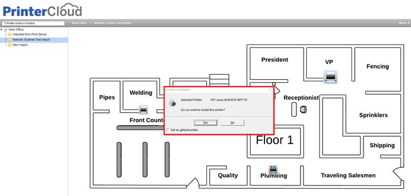 Print Management Security in the Cloud – PrinterLogic